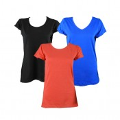 Μπλούζες Κοντό μανίκι (0)