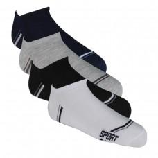 Ανδρικές κάλτσες αστραγάλου πετσέτα