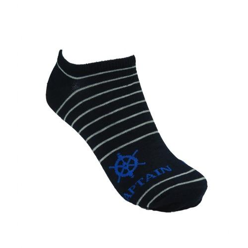 c919992aab1b Ανδρικές κάλτσες αστραγάλου σχέδιο captain