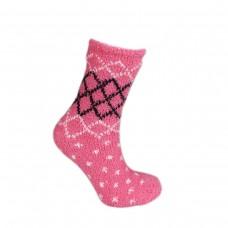 Γυναικείες κάλτσες Μπουρνουζε βαμβακερές (σχέδιο 1)