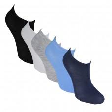 Παιδικές κάλτσες αστραγάλου μονόχρωμες