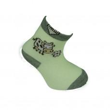 Παιδικές κάλτσες bebe για αγόρι σχέδιο αγελάδα