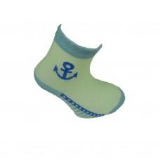 Παιδικές κάλτσες bebe για αγόρι σχέδιο άγκυρα